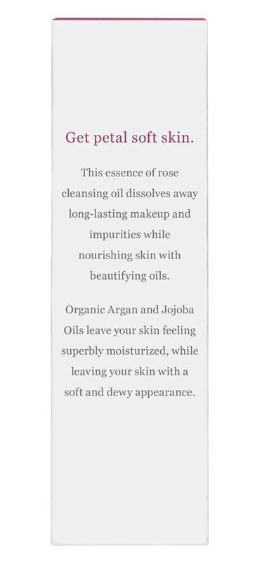 Питательное очищающее масло розы Derma E США - Фото 5