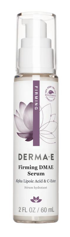 Сыворотка с ДМАЭ и витамином С для упругости кожи Derma E США - Фото 3