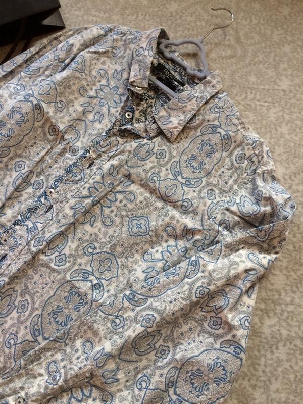 Рубашка smog размер xl - Фото 2