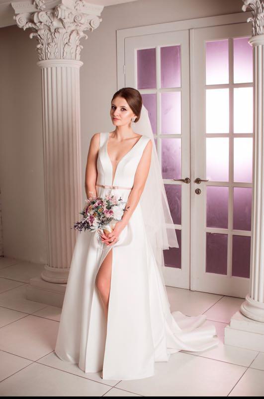 Свадебное платье - Фото 4