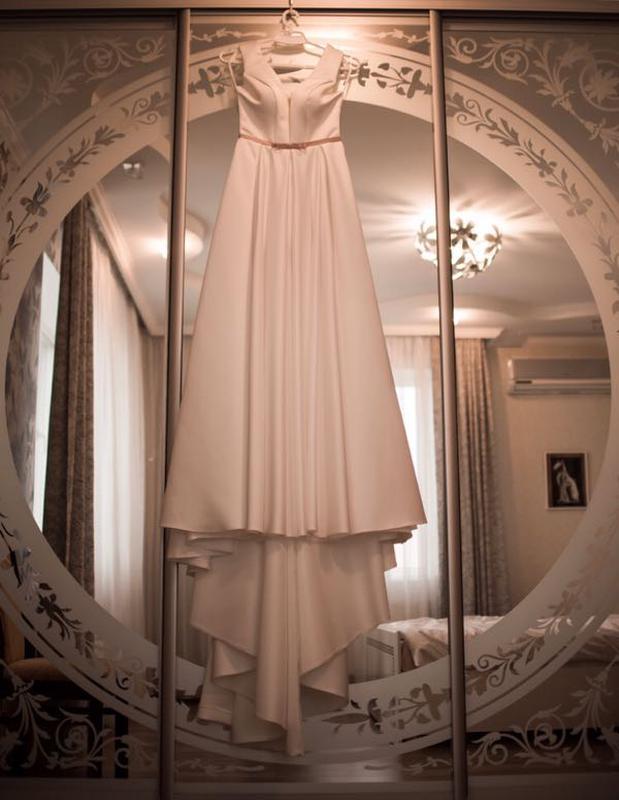 Свадебное платье - Фото 5