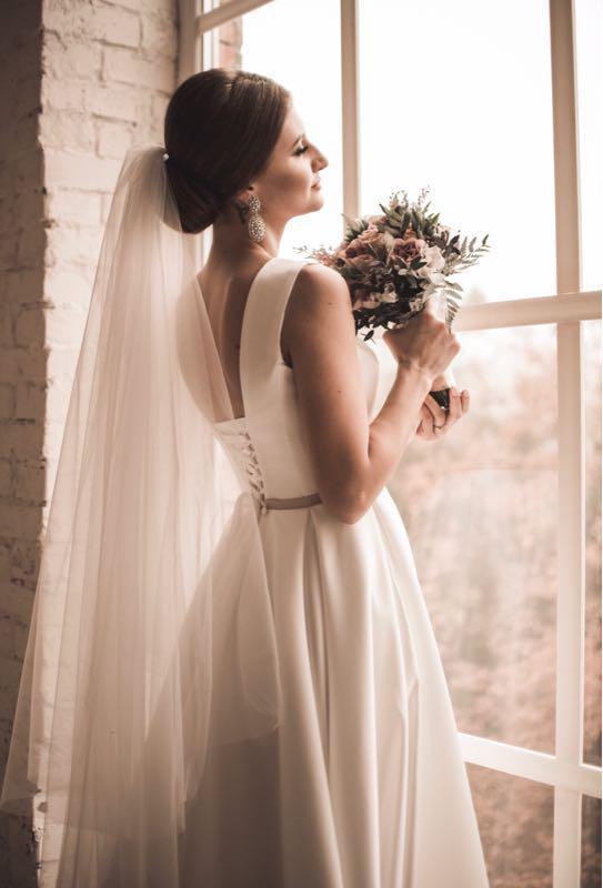 Свадебное платье - Фото 6