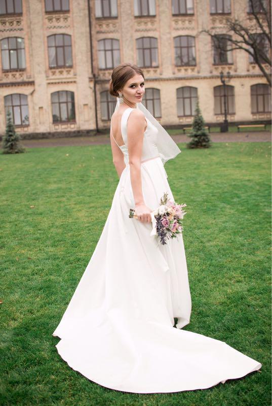 Свадебное платье - Фото 7