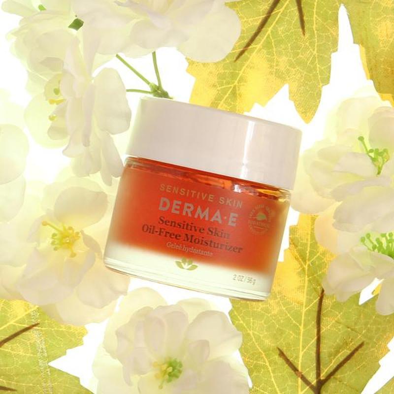 Увлажняющий гель без масел для чувствительной кожи Derma E США - Фото 7