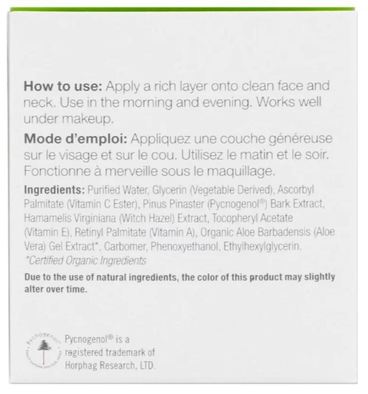 Увлажняющий гель без масел для чувствительной кожи Derma E США - Фото 4