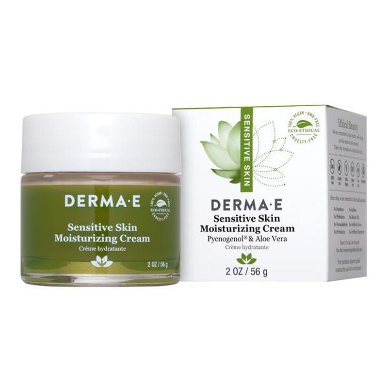 Увлажняющий крем для чувствительной кожи Derma E США - Фото 5