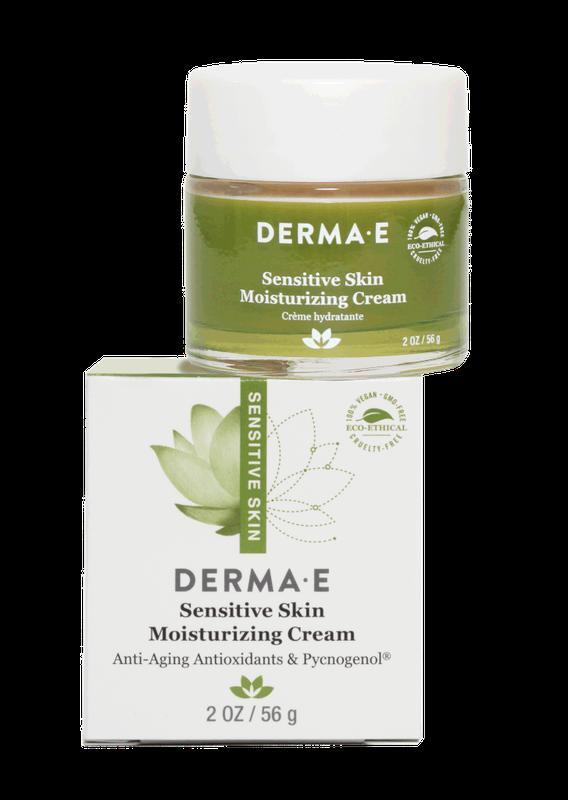 Увлажняющий крем для чувствительной кожи Derma E США - Фото 9