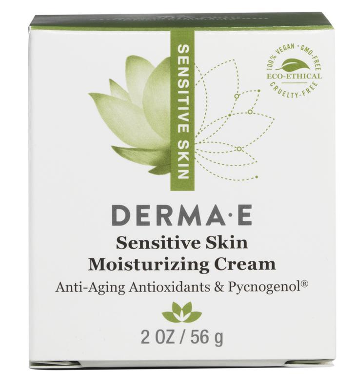 Увлажняющий крем для чувствительной кожи Derma E США - Фото 10