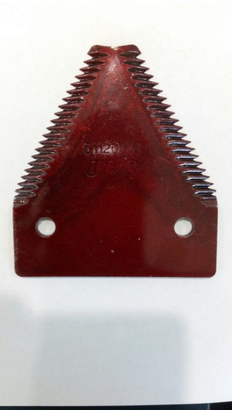 Сегмент ножа жатки Claas/Case