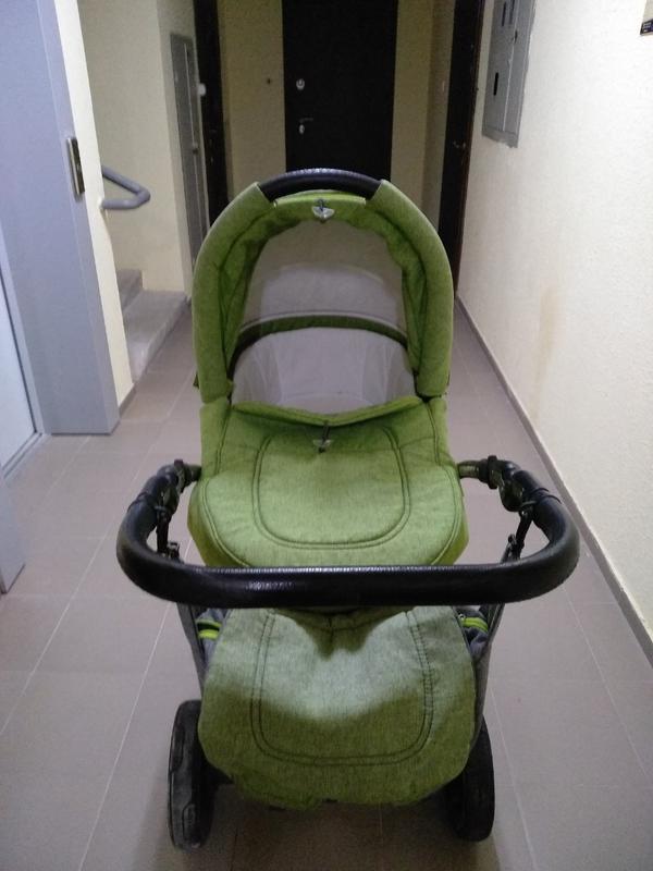 Adamex Active Len універсальна коляска - Фото 2