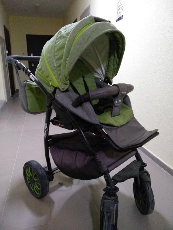 Adamex Active Len універсальна коляска - Фото 4
