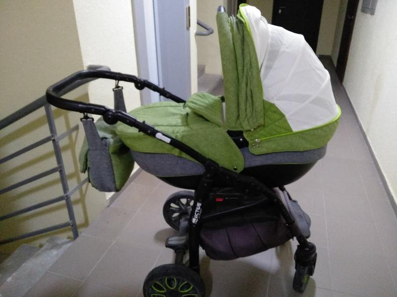 Adamex Active Len універсальна коляска - Фото 6