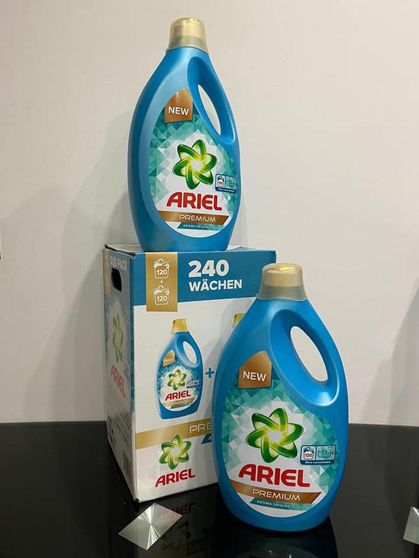 Ariel ариель гель - Фото 3