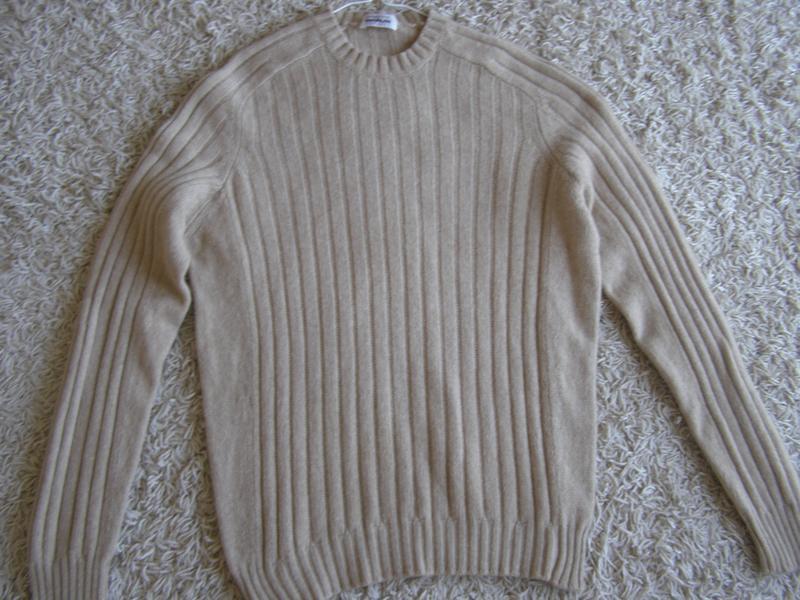 Braun humburg свитер 55% шерсть 30% верблюжья шерсть 15% кашем... - Фото 2