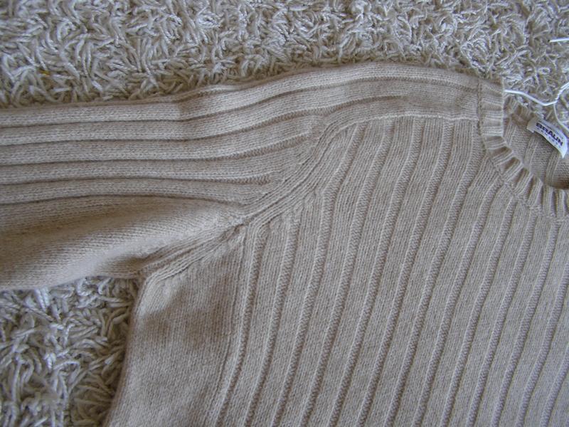 Braun humburg свитер 55% шерсть 30% верблюжья шерсть 15% кашем... - Фото 7
