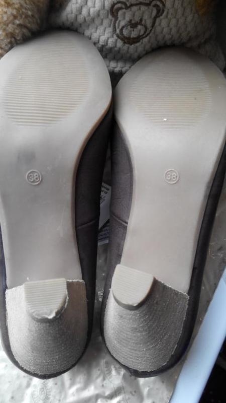 Туфли blue motion германия р. 37 стелька 24 см - Фото 5