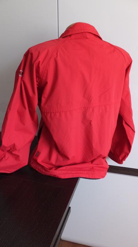 Демисезонная мембранная куртка ветровка five seasons швеция ра... - Фото 2