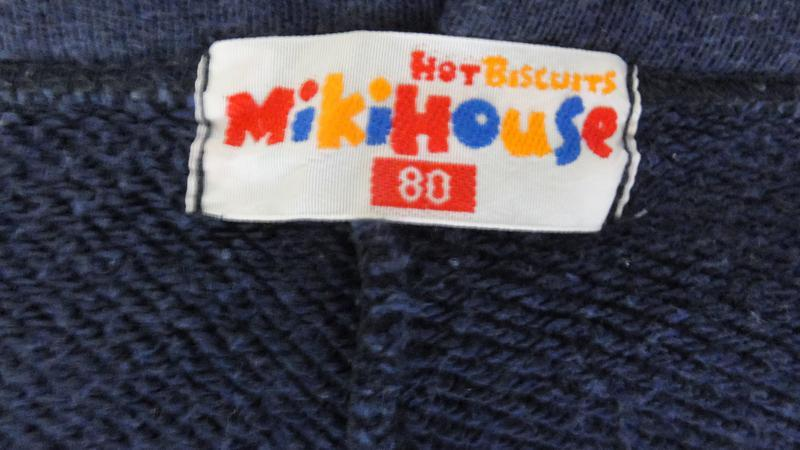 Спортивные штаны с махрой miki house first (япония) разм.80 на... - Фото 3