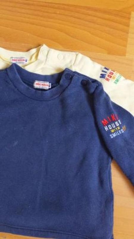 Кофта свитшот свитер толстовка mickey house (япония) размер 80