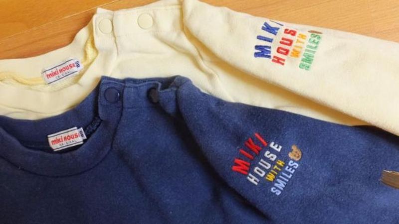 Кофта свитшот свитер толстовка mickey house (япония) размер 80 - Фото 3