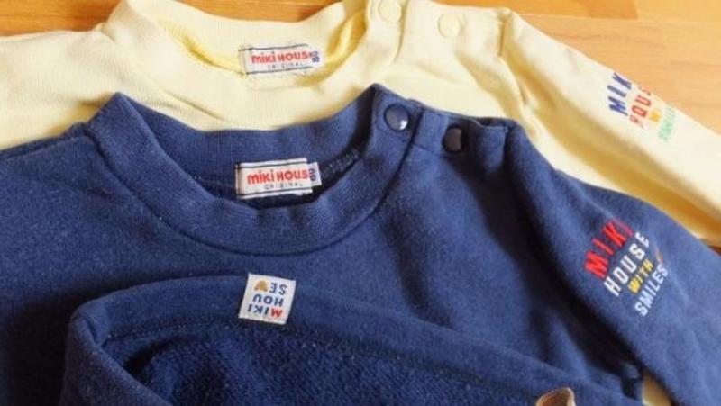 Кофта свитшот свитер толстовка mickey house (япония) размер 80 - Фото 4