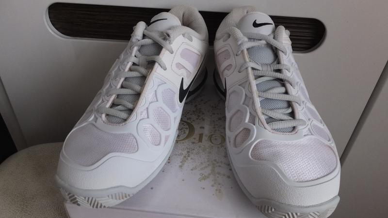 Кожаные кроссовки nike zoom breathe 2k11 оригинал сша р. 37 ст...