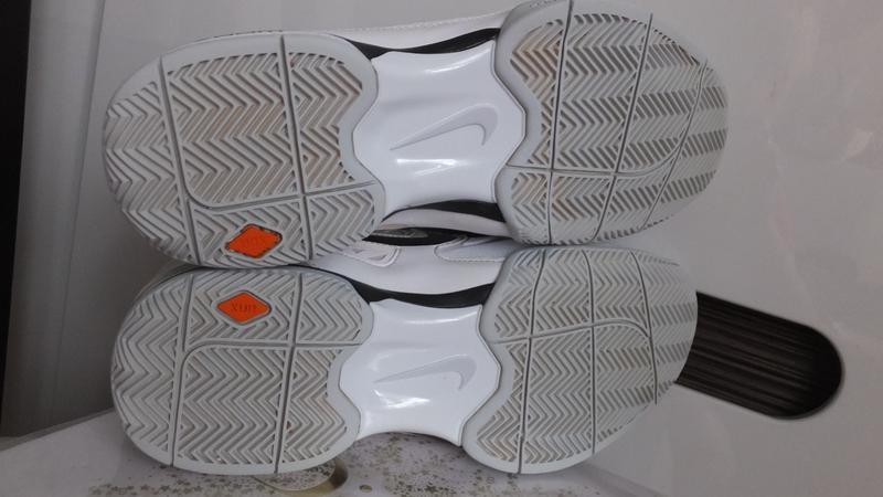 Кожаные кроссовки nike zoom breathe 2k11 оригинал сша р. 37 ст... - Фото 4