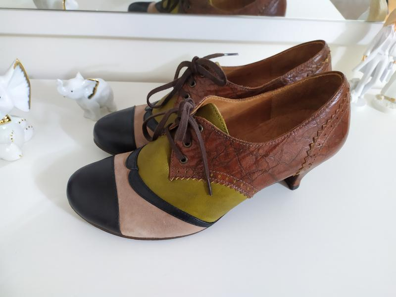 Ексклюзив туфли ручной работы chie mihara made in spain - Фото 2
