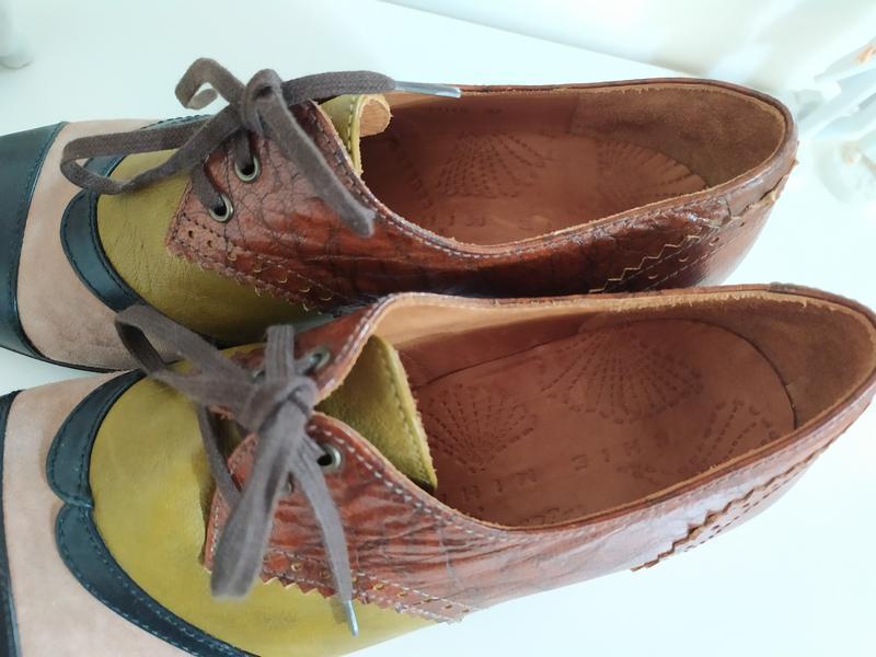 Ексклюзив туфли ручной работы chie mihara made in spain - Фото 4
