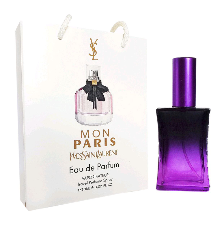 Yves Saint Laurent Mon Paris ( Ив Сен Лоран Мон Париж) в подарочн