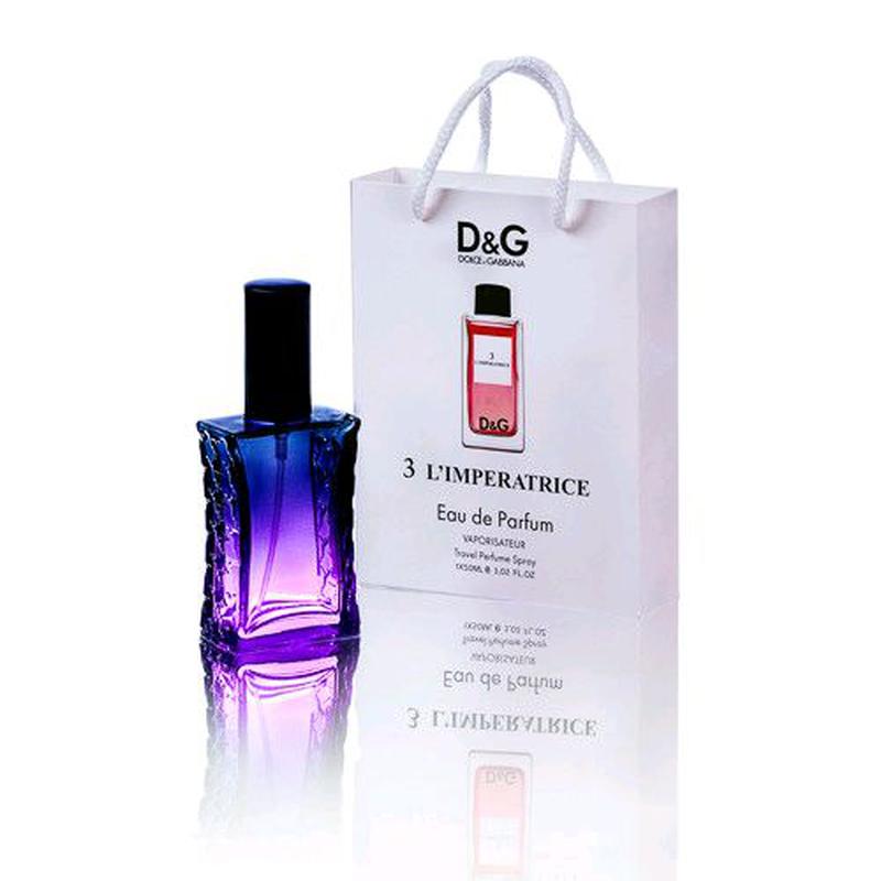 Dolce & Gabbana 3 L`Imperatrice (ДГ Императрица) в подарочной упа