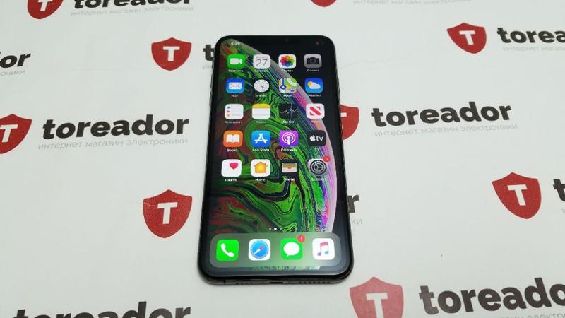 Apple iPhone Xs Max 256gb Space Gray Neverlock