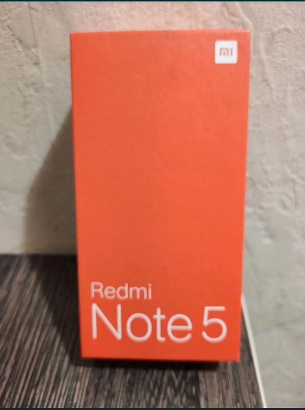 Xiaomi redmi note 5 3/32 Gold