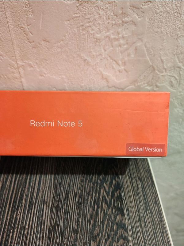 Xiaomi redmi note 5 3/32 Gold - Фото 3