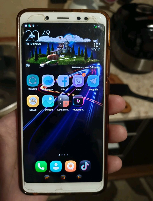 Xiaomi redmi note 5 3/32 Gold - Фото 5