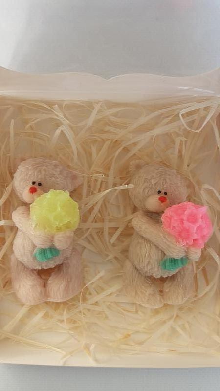 Мыло ручной работы для детей - Фото 2