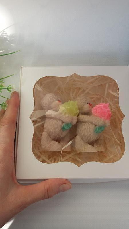 Мыло ручной работы для детей - Фото 3