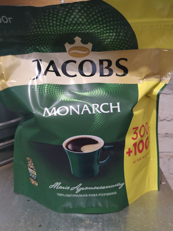Jacobs (Якобс) 400г