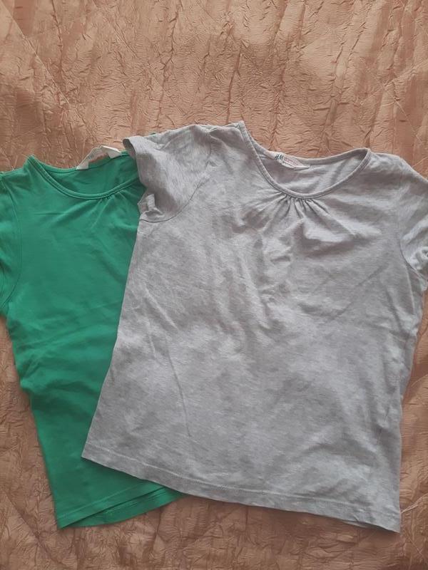 Комплект футболок h&m