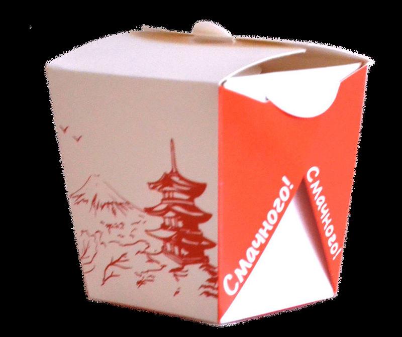 Упаковка для лапши WOK - Фото 2