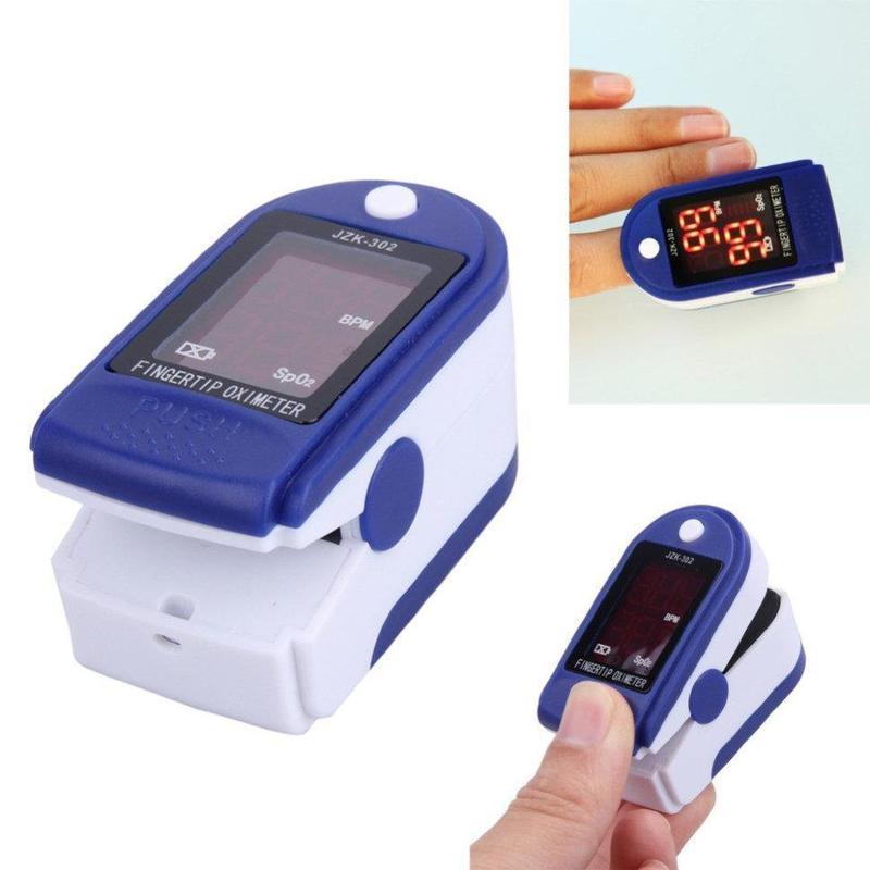 Пульсоксиметр, пульсометр на палец LK-87. Oximeter - 329 ₴, купить на IZI (7188579)