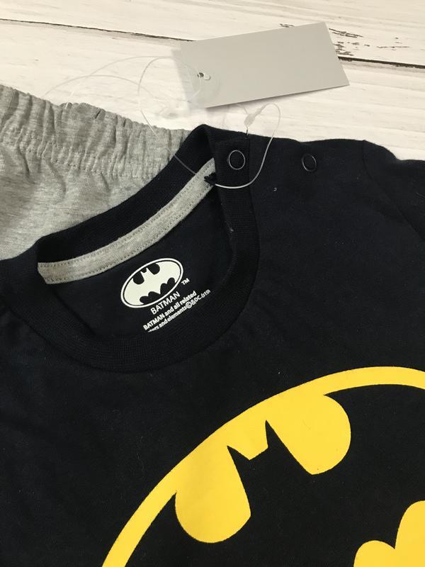 Пижама batman - Фото 2