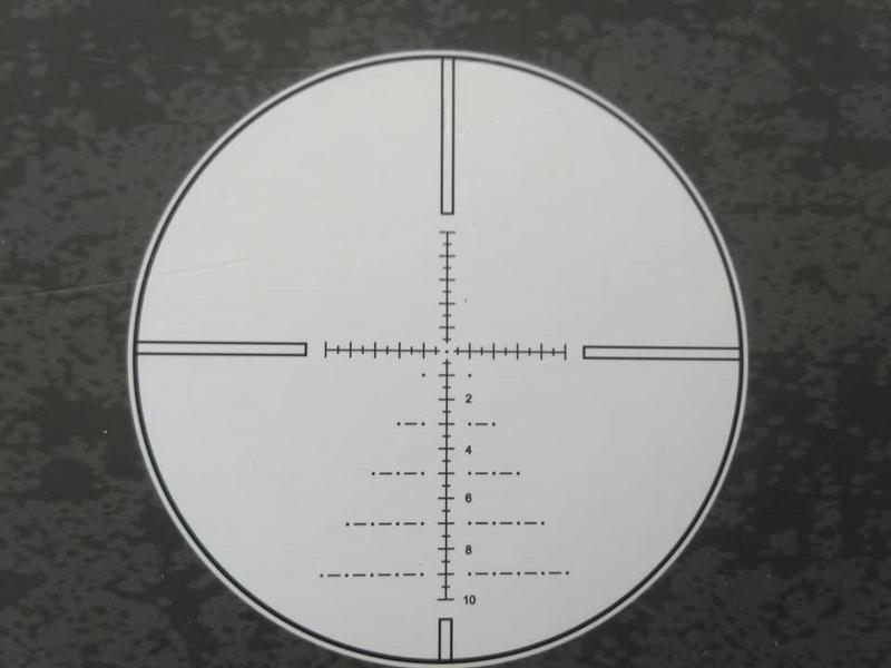 Приціл Vector Optics Paragon 4-20x50 - Фото 2