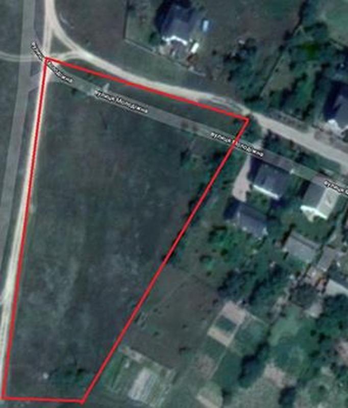 Продается земельный участок под застройку в Киев.обл. 25 соток.