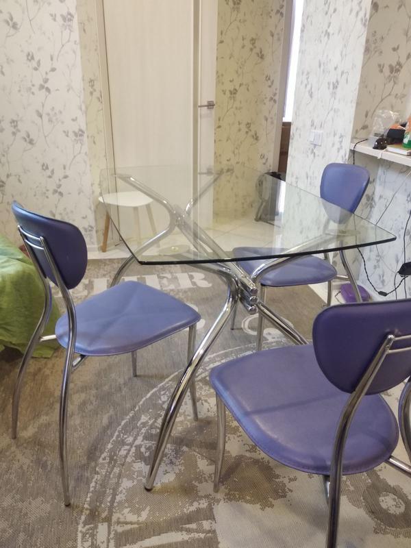 Столещница из заколенного стекла - Фото 5