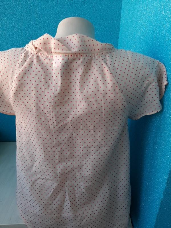 Стильная женская блузка бантик - Фото 2