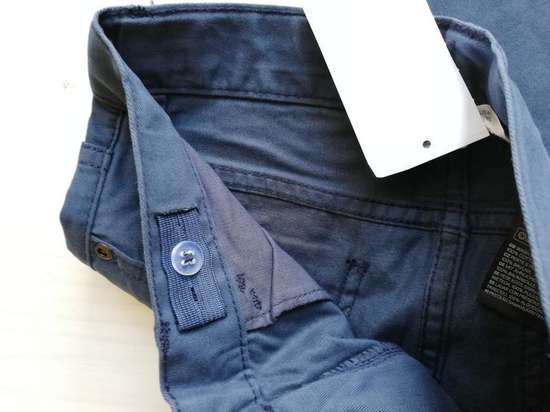 Твиловые брюки   h&m - Фото 7