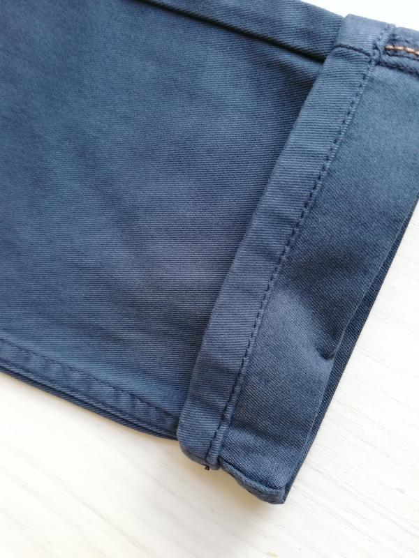 Твиловые брюки   h&m - Фото 9