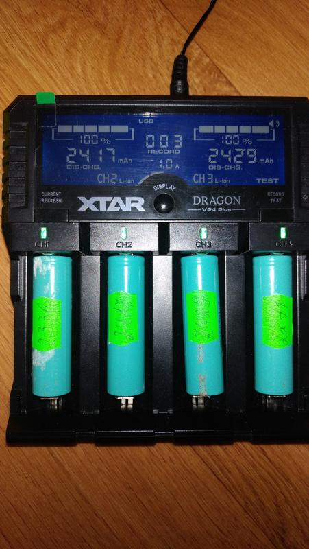 Аккумуляторы  Li-ion 18650 - Фото 3