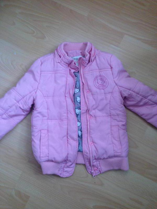Куртка для девочки Hello Kitty
